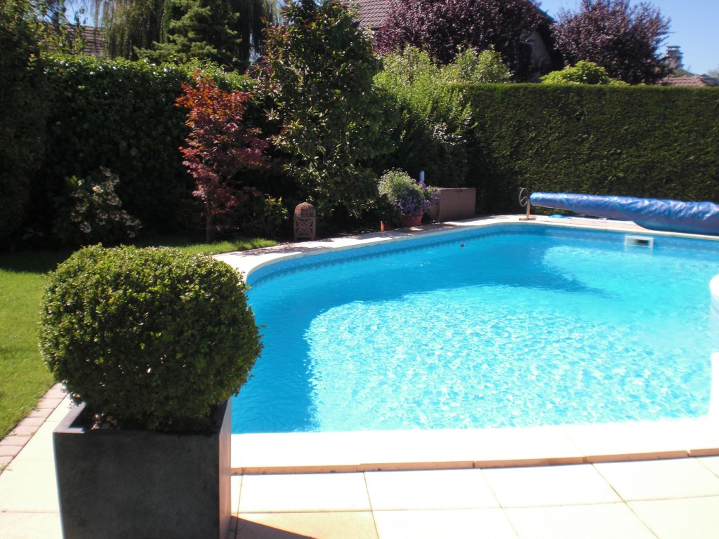 Am nagement d coration jardin avec piscine for Decoration piscine et jardin