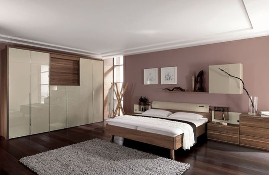 d coration chambre parentale contemporaine. Black Bedroom Furniture Sets. Home Design Ideas