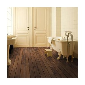 astuces d co salle de bain parquet pont de bateau. Black Bedroom Furniture Sets. Home Design Ideas