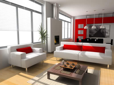 Best Salon Deco Moderne Pictures - Awesome Interior Home ...