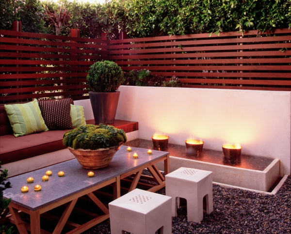 conseils d coration terrasse exterieure. Black Bedroom Furniture Sets. Home Design Ideas