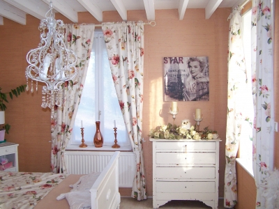 Am nagement d coration chambre style anglais for Deco british style