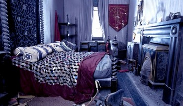 décoration chambre harry potter
