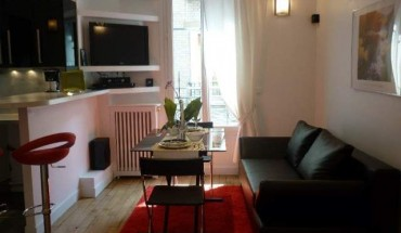 appartement rouge