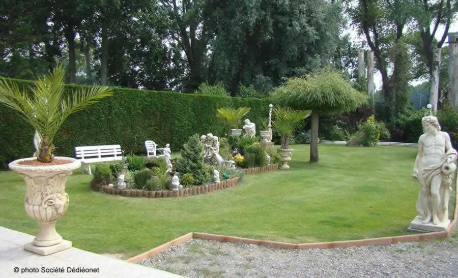 belle d co jardin ext rieur