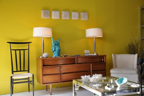Beautiful Deco Chambre Jaune Moutarde Contemporary - Home ...