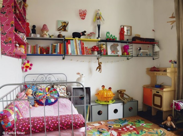 Exemple d co chambre fille 5 ans for Exemple deco chambre
