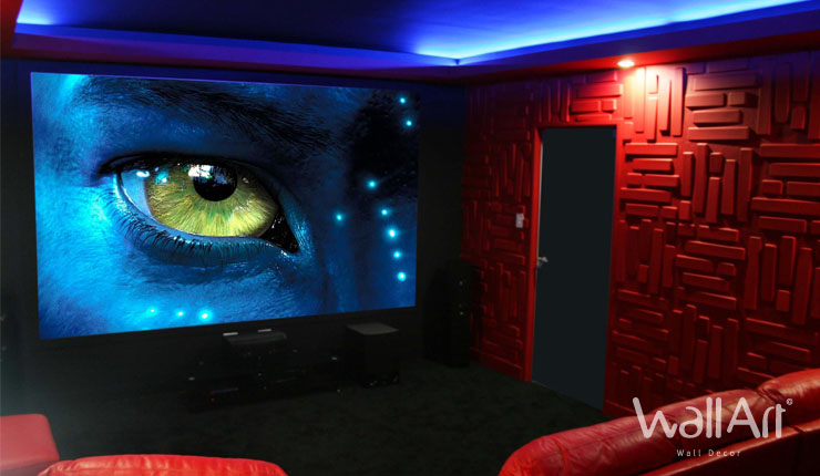 decoration pour salle home cinema - Home Cinema Decor