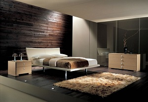 astuces d co chambre contemporaine. Black Bedroom Furniture Sets. Home Design Ideas