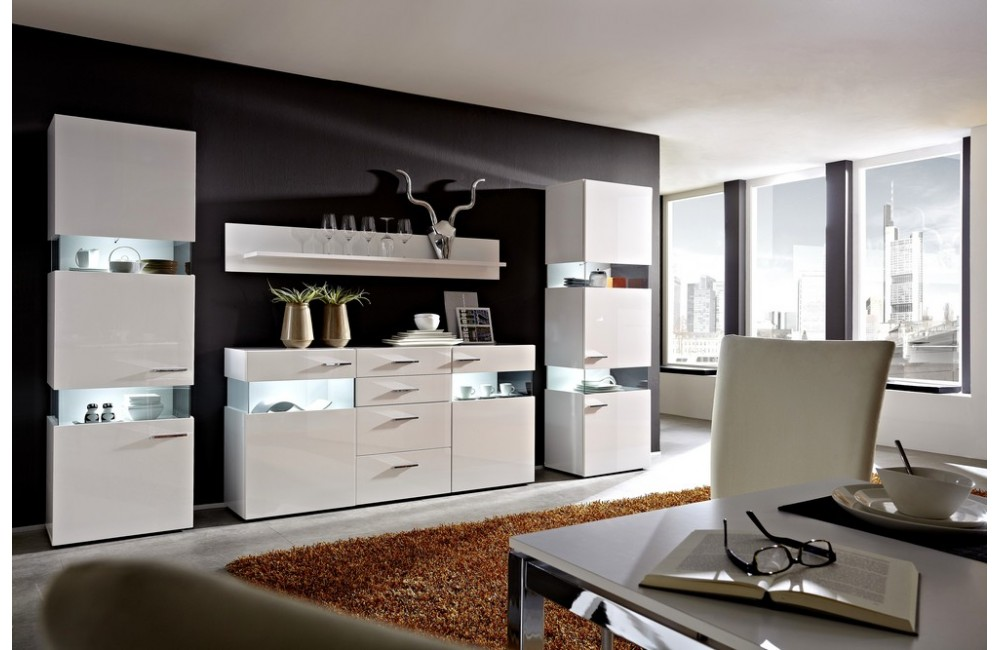 meubles design salle manger. Black Bedroom Furniture Sets. Home Design Ideas