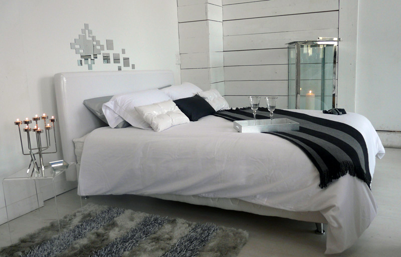 conseils d co chambre contemporaine. Black Bedroom Furniture Sets. Home Design Ideas