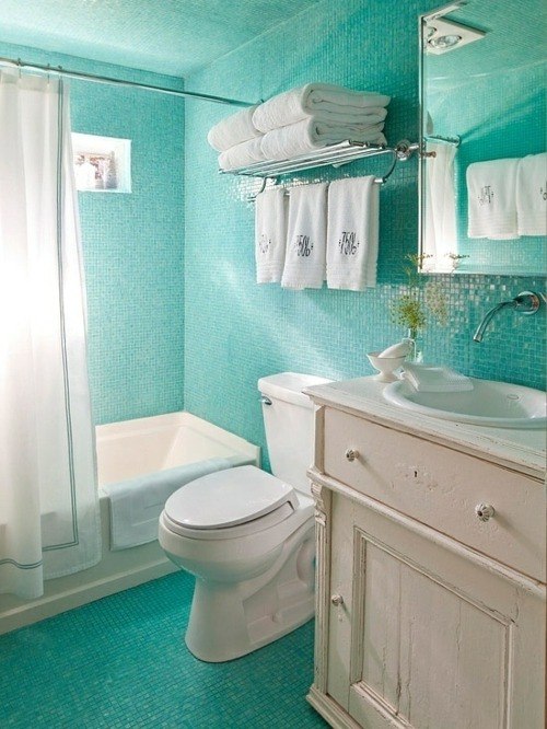 Am nagement d co salle de bain simple for Deco salle de bain tropicale