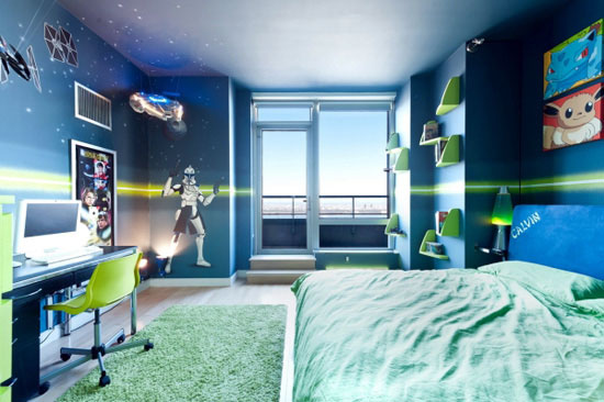 Astuces d co chambre star wars for Chambre star wars