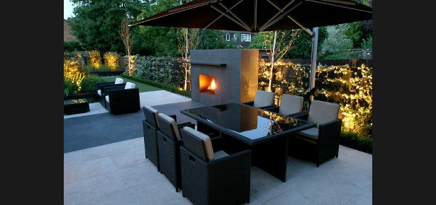 Decoration Terrasse Exterieure Moderne Awesome