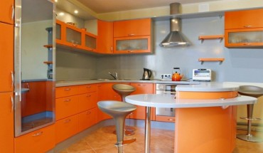 cuisine orange